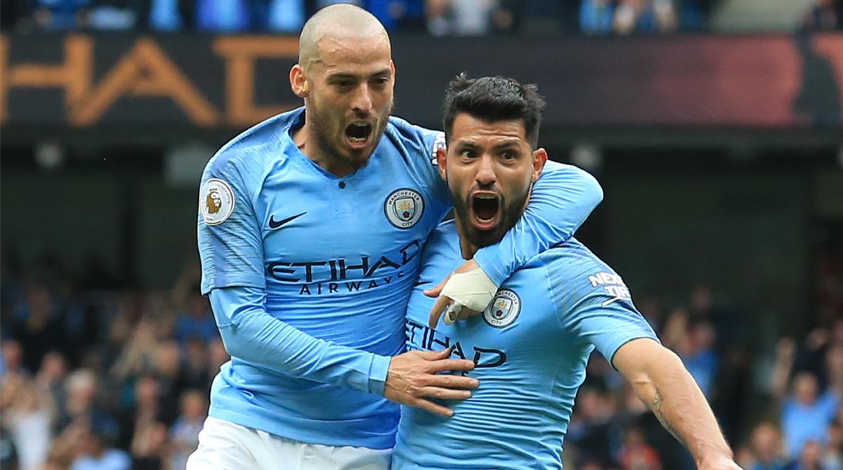 David Silva, Premier League, Manchester City F.C., Manchester City vs Huddersfield Town, Mateo Silva, David Silva Son, Twitter, Sergio Aguero
