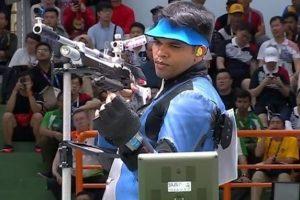 Asiad 2018: Shooter Deepak Kumar bags silver in 10m Air Rifle