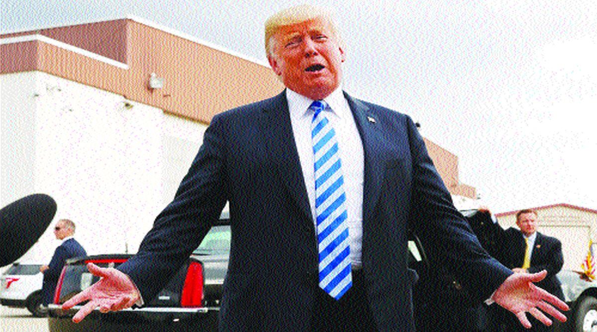 Donald Trump,Paul Manafort,Michael Cohen,Richard Milhous Nixon, Stormy Daniels, impeachment, Bill Clinton