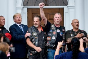 Donald Trump encourages Harley-Davidson boycott