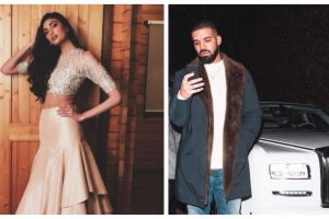 Drake comments on Athiya Shetty's picture of Suniel Shetty | Here's what it's about
