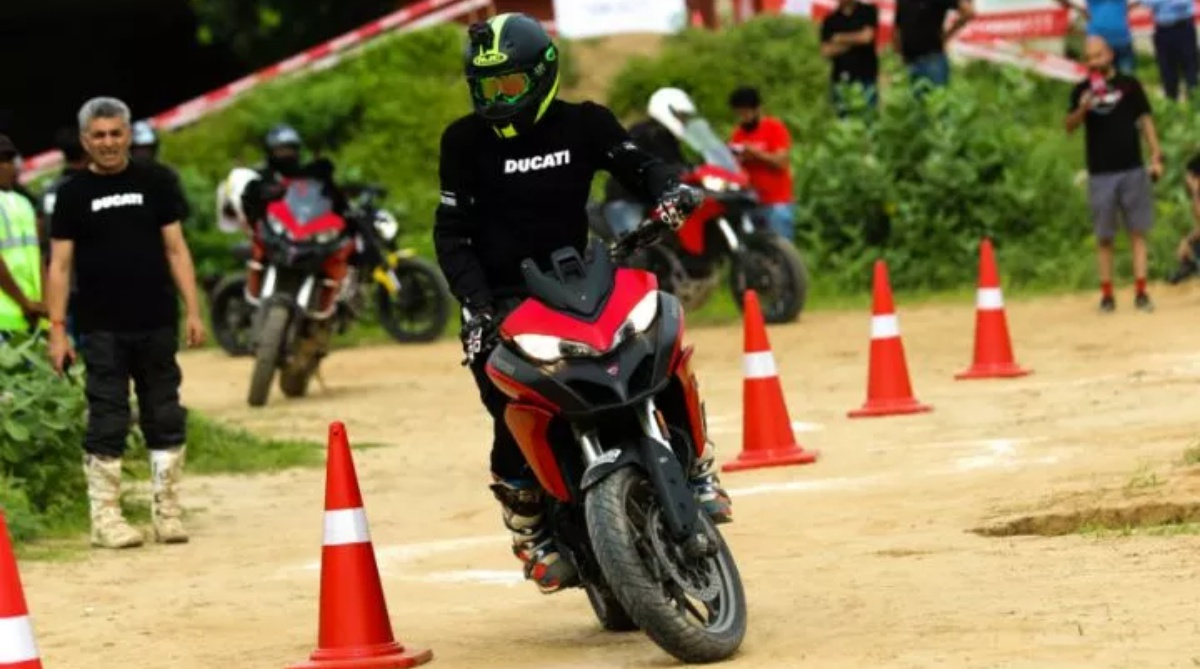 Ducati India, Ducati, DRE-off road
