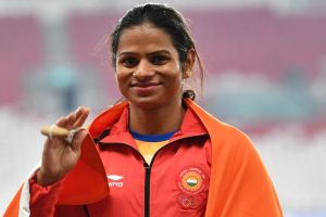 Asian Games 2018: Dutee Chand wins another silver medal