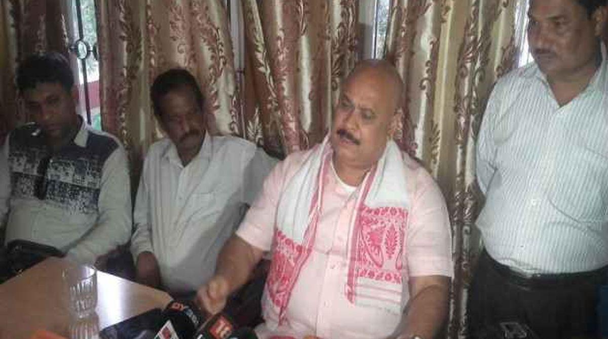 Dwipen Pathak TMC Assam chief.