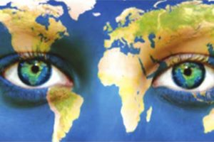 A global citizenry needed to solve global problems