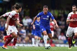 Premier League: Player ratings for Chelsea vs Arsenal