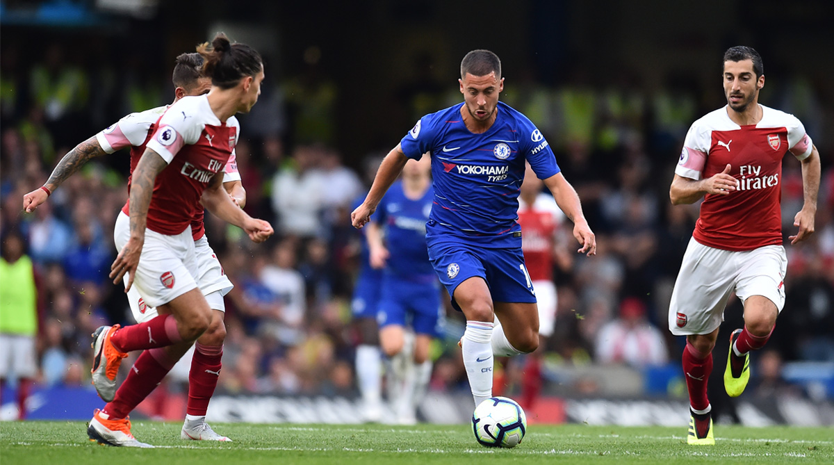 Premier League: Player ratings for Chelsea vs Arsenal