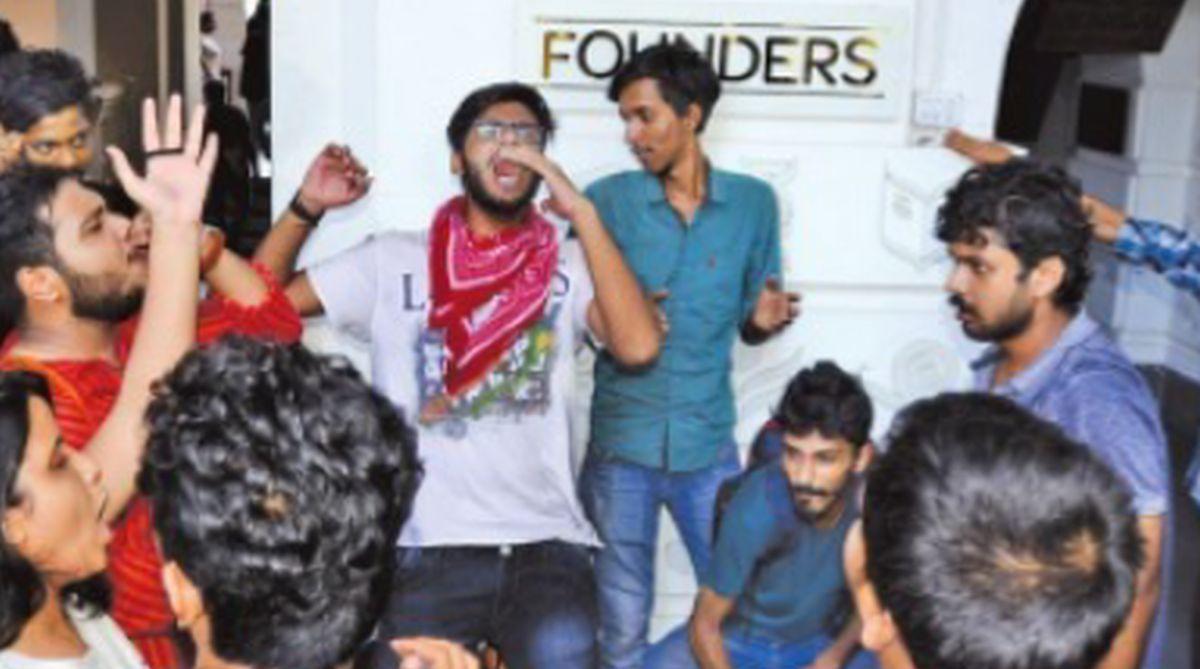 Presidency University, Eden Hindu Hostel, Arun Kumar Maity, Anuradha Lohia