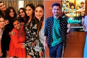 Bollywood and TV stars attend special screening of Ekta Kapoor's Home   See pictures