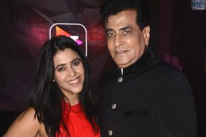 Watch | Ekta Kapoor shares emotional monologue of dad Jeetendra's visit to his first home