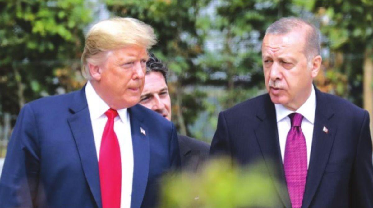 Recep Tayyip Erdogan, Donald Trump, Saudi Arabia, Mohammed bin Salman,Turkey,Middle East, Pastor Brunson, NATO, Syria, Israel