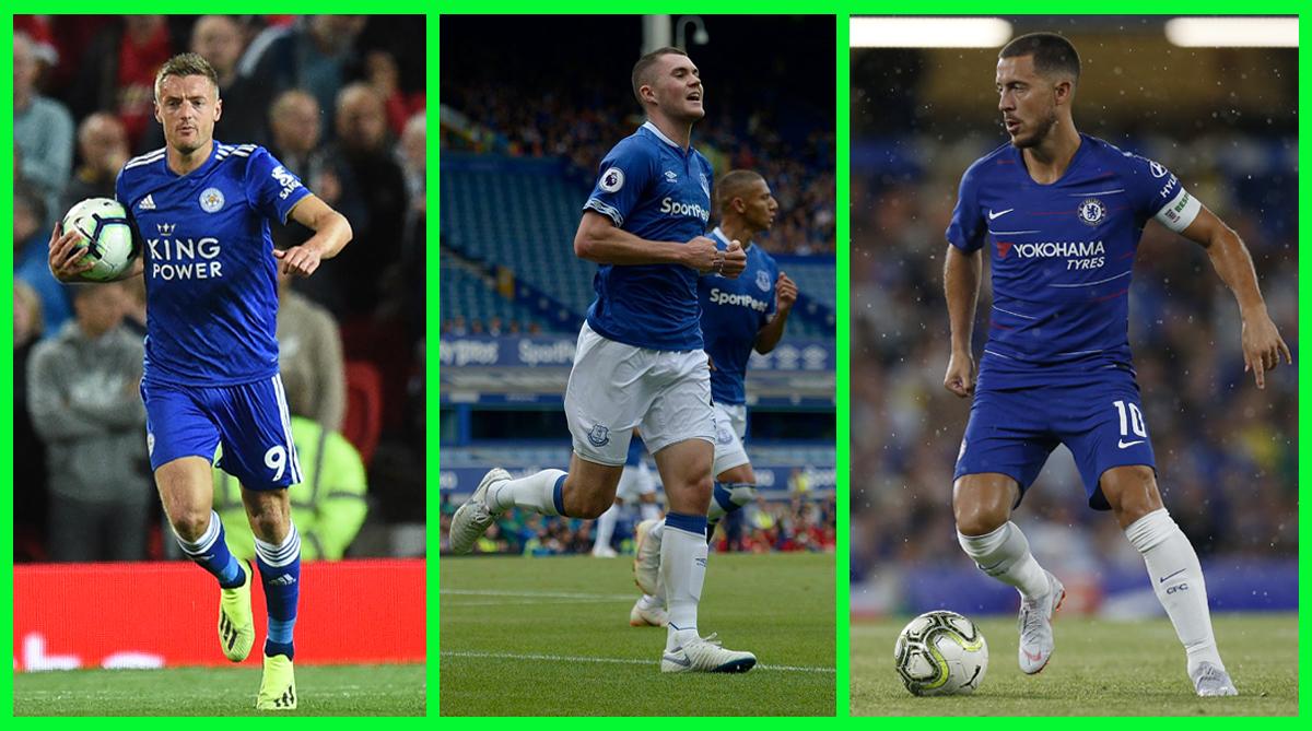 Fantasy Premier League, Premier League, Gameweek 2, FPL, Fantasy Football, FPL Tips, FPL Tricks, Chelsea F.C., Eden Hazard, Richarlison, Everton F.C., Hugo Lloris, Tottenham Hotspur F.C., Jamie Vardy