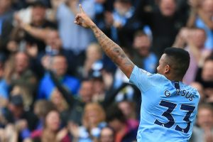 Manchester City news: Gabriel Jesus is loving playing with Sergio Aguero up top