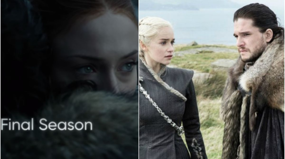 Sophie Turner, Kit Harrington, Game of Thrones