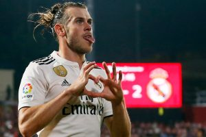 'Gareth Bale is Cristiano Ronaldo's successor at Real Madrid'