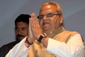 Governor Malik says will not allow revival of terrorism in Kishtwar