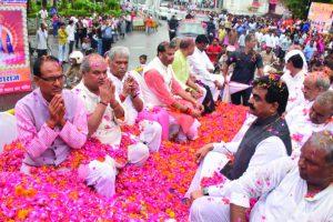 Birthplace Gwalior pays tribute to Atal Behari Vajpayee
