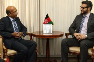 India, Afghanistan discuss regional security after government change in Pakistan