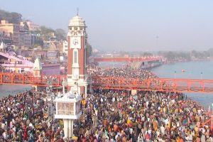 Haridwar gets ready for ashes immersion ritual of Vajpayee