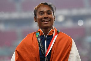 Asian Games 2018: Was nervous before race, admits Hima Das