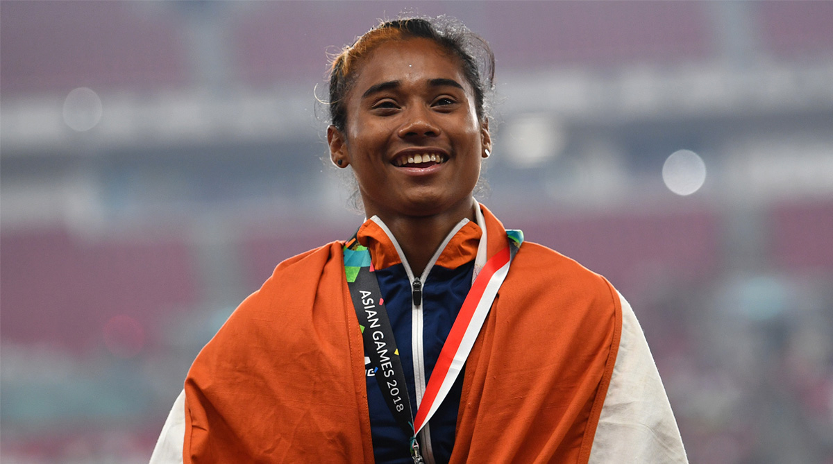Hima Das, Indian Athletics, Asian Athletics, World Athletics, Asian Games 2018, Asian Games, 400 Metres