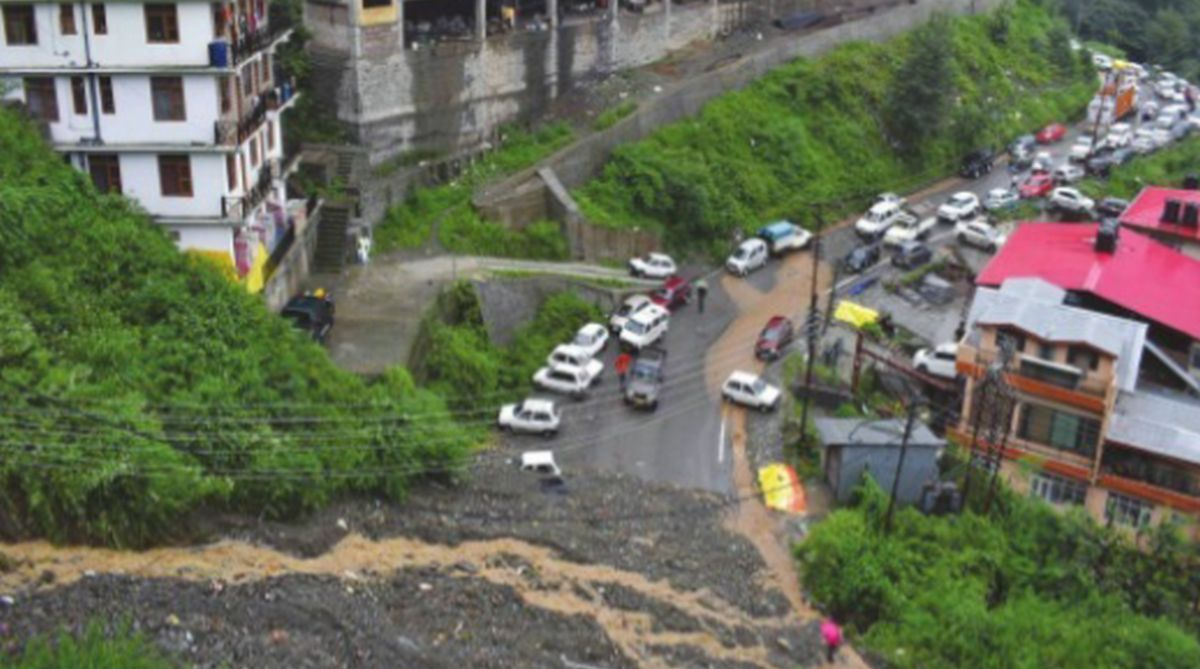 Himachal Pradesh, hydro power projects, monsoon rains, urbanisation model, water crisis