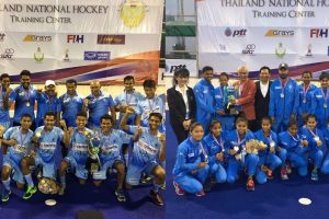 Indian Junior Men's and Women's Hockey teams qualify for 2018 Youth Olympic Games
