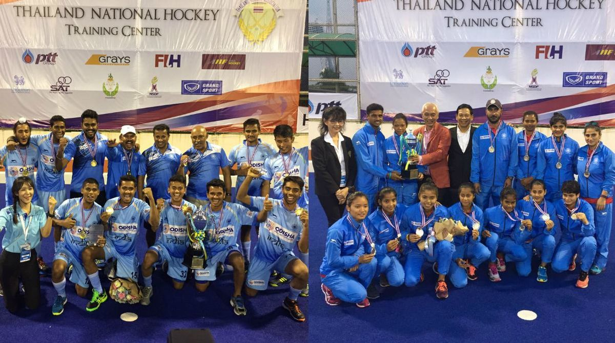 Indian Junior Men's and Women's Hockey team, Hockey India