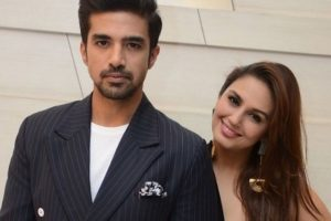 Huma, Saqib to unite for a fashion outing at LFW