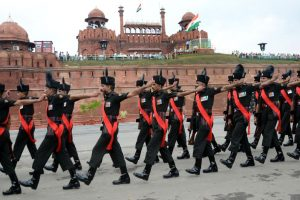In pics: 72nd Independence Day full-dress rehearsal