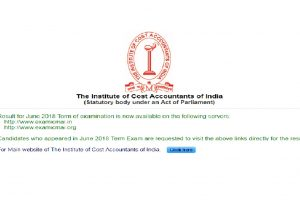 ICMAI Results 2018 for CMA Final, Intermediate, Foundation June declared at icmai.in, examicmai.org | Direct links available