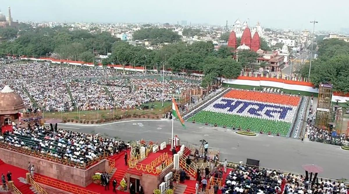 Narendra Modi, Independence Day address
