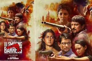 Watch | Trailer of India's first multilingual film 'III Smoking Barrels' released