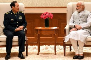 PM Modi meets Chinese defence minister, calls India-China ties a 'factor of stability'