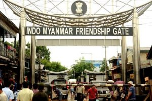 India-Myanmar border opens for trade