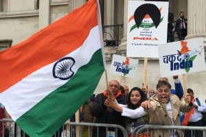 Voices of Indian-origin Britons drown pro-Khalistan rally in London