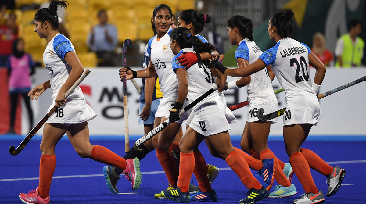 India Women Hockey, Hockey India, India vs Kazakhstan, Rani Rampal, Asian Games, Asian Games 2018