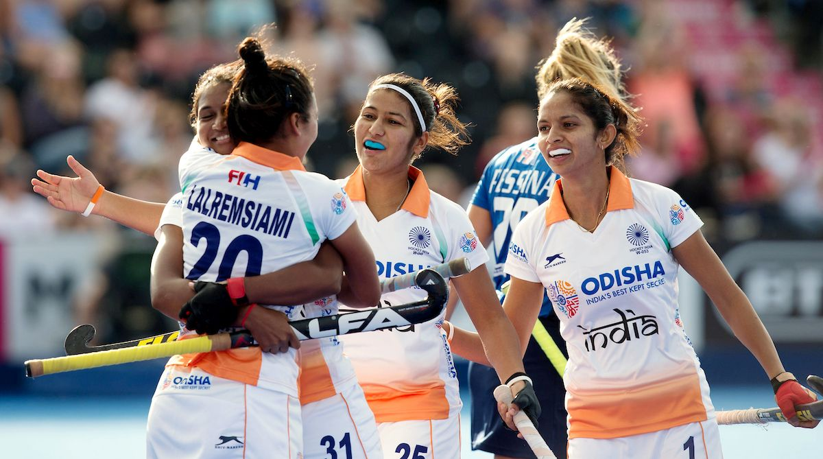 Hockey India, Indian women's hockey team