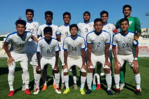Goal against Japan was encouraging: India U-16 football coach