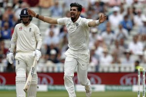 India vs England, 1st Test: Ishant credits Sussex stint for success in English condition