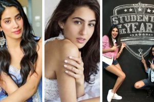 Janhvi Kapoor on debut of Sara Ali Khan, Ananya Pandey, Tara Sutaria