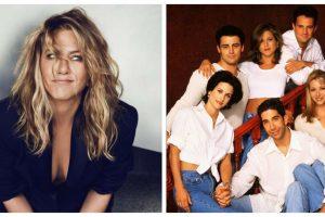 Jennifer Aniston 'fantasises' about Friends reunion