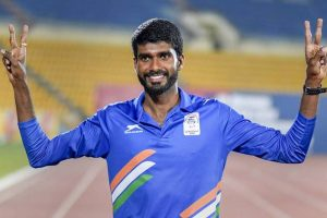 Asian Games 2018: Jinson Johnson clinches gold in men's 1500m