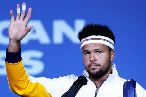 US Open 2018: Jo-Wilfried Tsonga withdraws after suffering knee injury