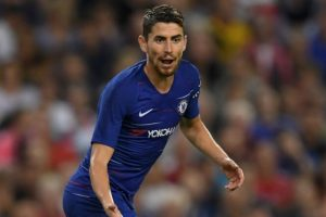 Watch: Chelsea recruit Jorginho's mum gets teary eyed upon realising her son's made it
