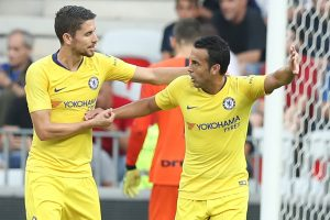 Chelsea winger Pedro inks contract extension