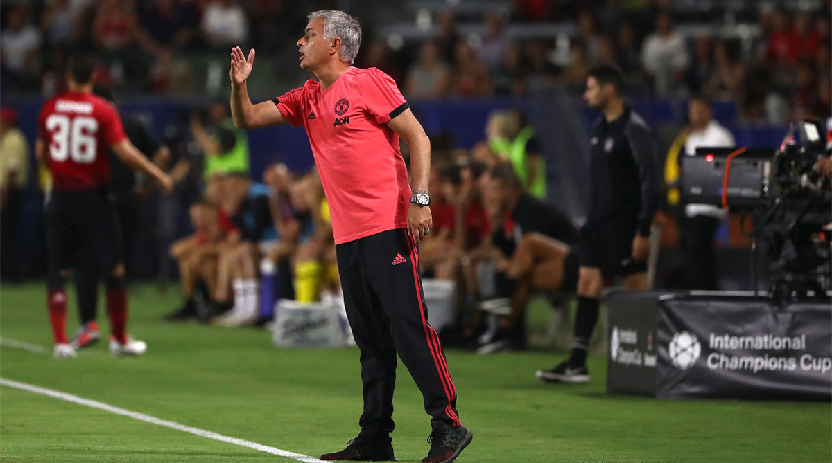 Jose Mourinho, Premier League, Manchester United F.C., Pre Season, Manchester United vs Real Madrid