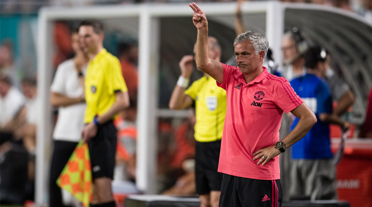 Jose Mourinho, Manchester United F.C., Premier League, Manchester United vs Real Madrid