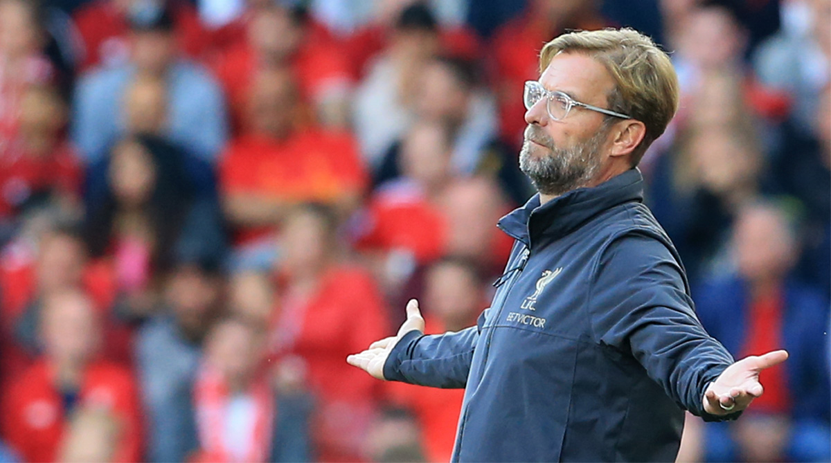 Jurgen Klopp, Liverpool F.C., Premier League, UEFA Champions League, UEFA Champions League Draw, Liverpool vs Paris Saint-Germain, Paris Saint-Germain F.C.