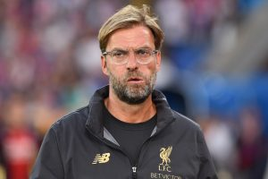 Liverpool manager Jurgen Klopp reacts to controversial win over Crystal Palace